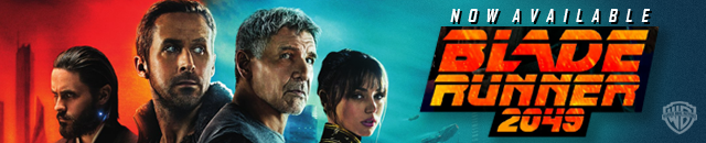 Blade Runner 2049 Now Available