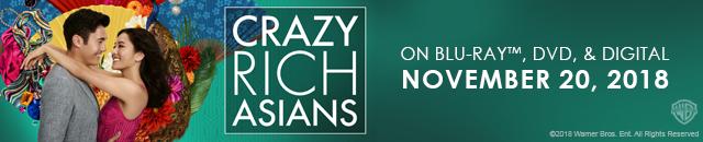 Crazy Rich Asians out November 20