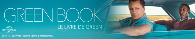 Pre-order Green Book Today