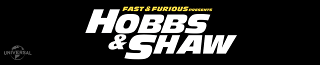 Hobbs & Shaw coming November 5