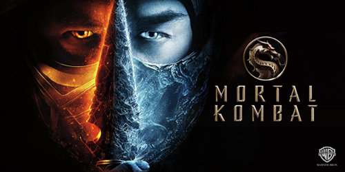 Mortal Kombat available to order on Blu-ray, DVD, and 4K now!