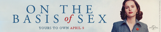 On the Basis of Sex available April 9