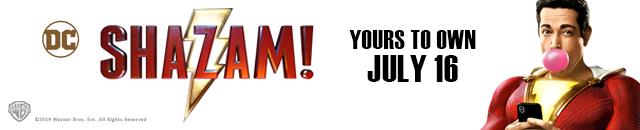 Own Shazam July 16