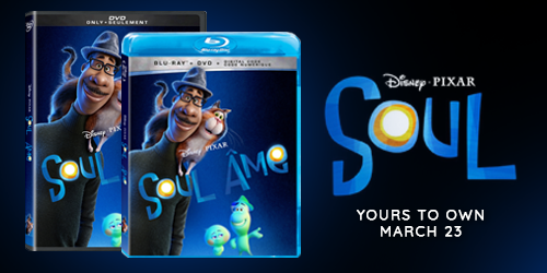 Own Soul on 4K, Blu-ray, & DVD this March 23