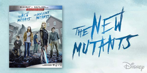 Pre-order The New Mutants today