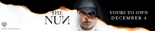 The Nun Available December 4